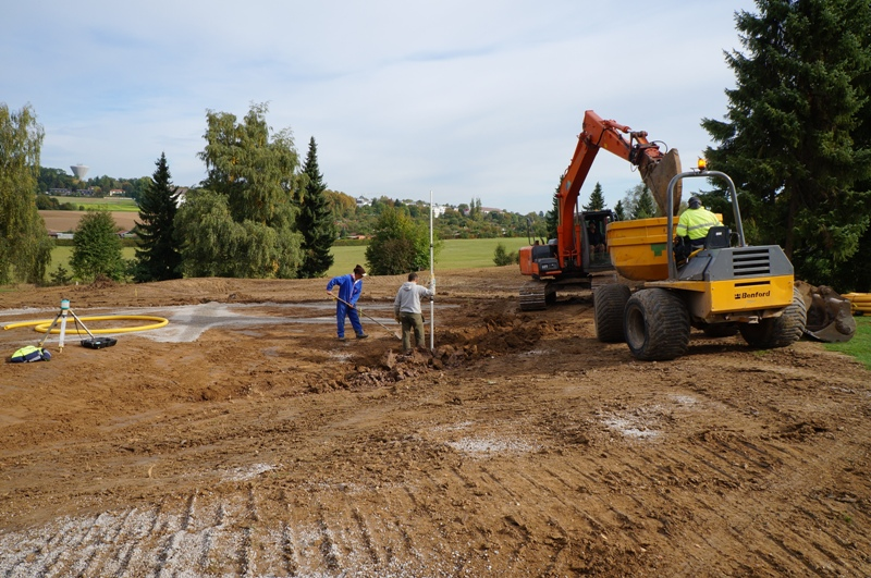 Stuttgart Golf Club Phase 2